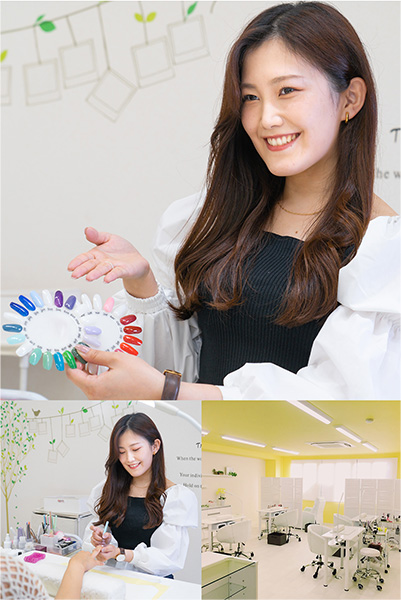 Nail Salon ROOM  Simabukuro