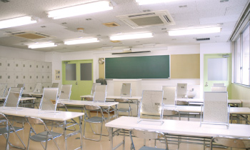 メイク・ネイル実習室