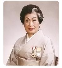 理事長 田中みさ子(二代目田中雅子)